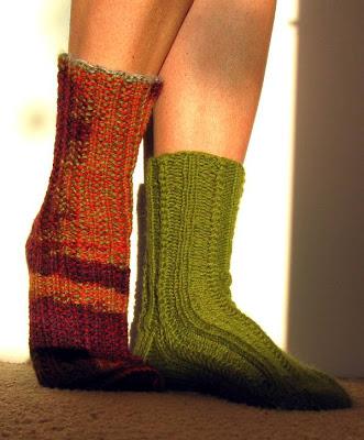 Sock Experiments