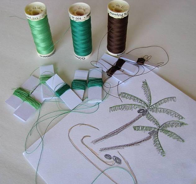 Materials and Idea