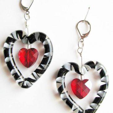 Valentine's Earrings