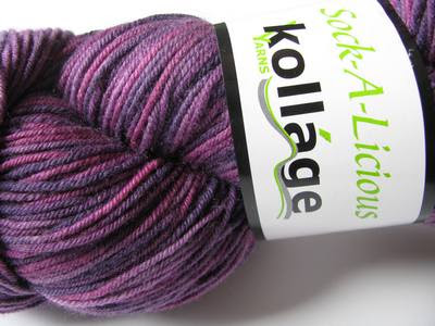 Kollage Sock-A-Licious_7814 Purple Heart
