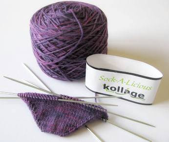 Kollage version - cast on