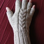 Tulip Cable Gloves
