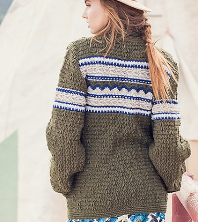 Mountain Forest Cardigan