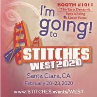 Stitches West logo